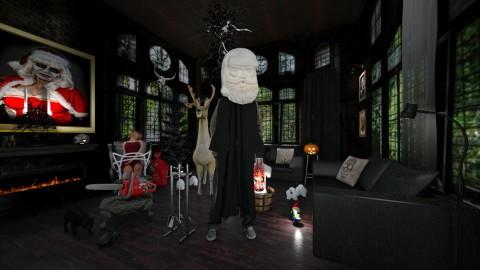 Bad Santa - by Lackew