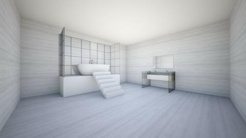 luzury - Bathroom - by yusraq1113