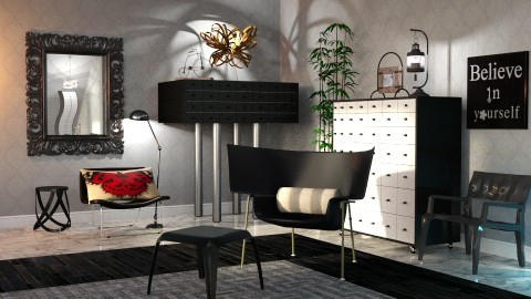 cappellini2 - Bedroom - by anchajaya