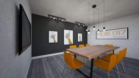 Hub 1317_conf_postare - Office - by IoanaC