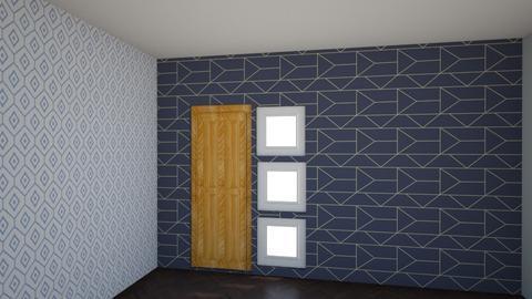 studio with 3 windows - by bobbiemac