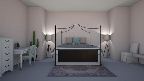 bed room project - Bedroom - by solodolo