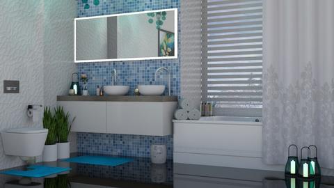 3 - Bathroom - by Anet Aneta Kucharova