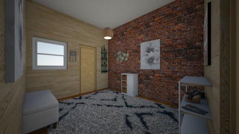 Stylish Entryway - by elenadoerksen