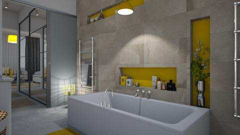 Bathroom - Minimal - Bathroom - by Annathea