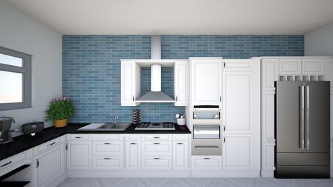 Kitchen by Mia Ray - Kitchen - by 22mray