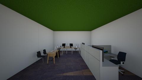 scce office - Modern - Office - by wendy20