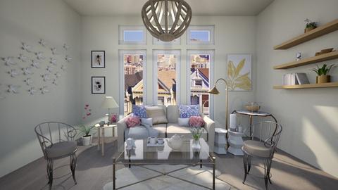 APPT LIVING ROOM 1 - Living room - by kenmccoy