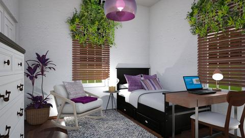 Bedroom_Makeover - Bedroom - by chania