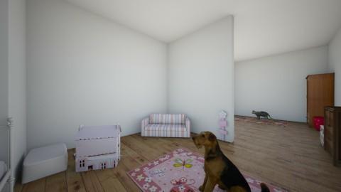 maria - Kids room - by mariawinki