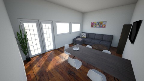 Salon 3 - Living room - by p314