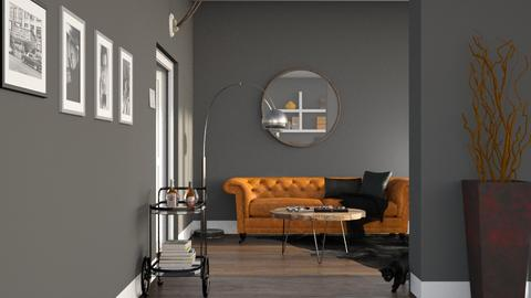 sofa - by Lo89