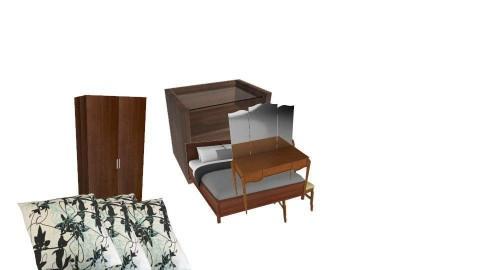 home bedroom - by Salma Mohamed Salih Omer