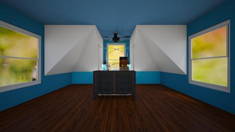 bedroom - by ram2500 4x4