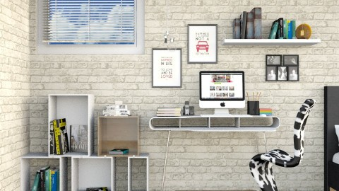 cute - Office - by meggle