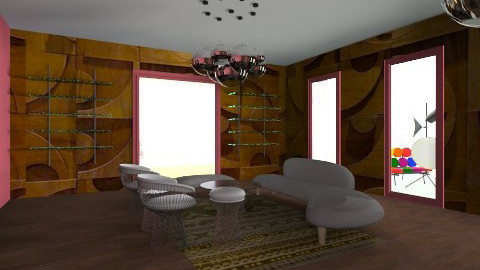 Yeye - Vintage - Living room - by mario75
