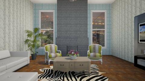 Piras - Living room - by Vajk Grti