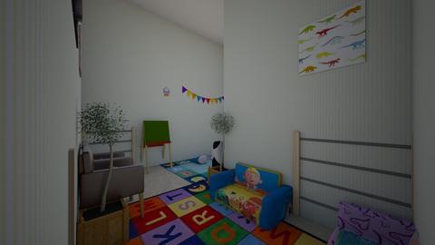 book corner - Kids room - by ysp7982