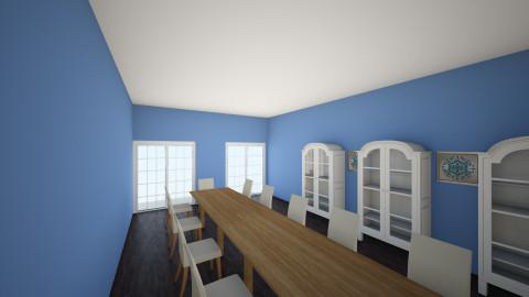 Huge Dining Room 1_H1 - Dining room - by jbrummert