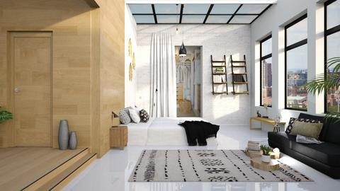 bedr - Modern - Bedroom - by its_eima