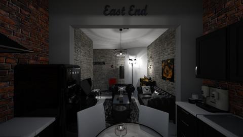 My Kitchen 4 - Vintage - Kitchen - by kostis kkkk
