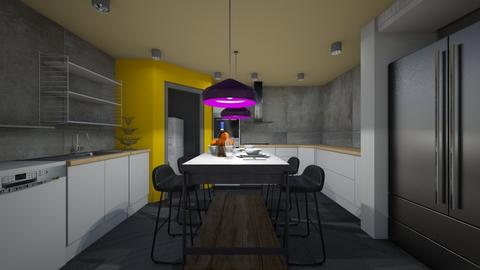 kitchen ikea - Kitchen - by Jacqueline De la Guia