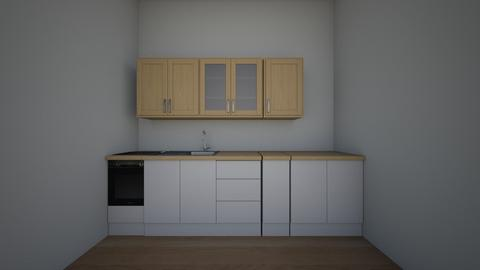 KUCHYNA - Kitchen - by dida7299