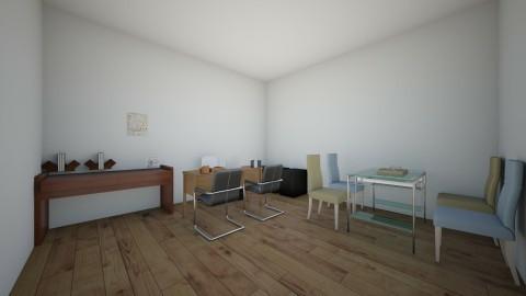 practice  - Office - by 14lknowles