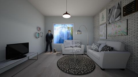 ji - Living room - by kamiulloi
