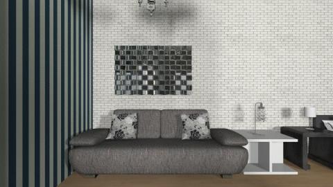 Modern Room - by Rachel NarwhalSparkle