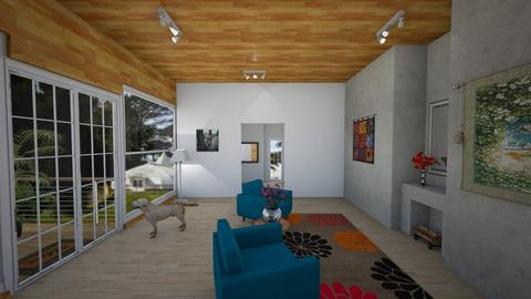 design5 - Living room - by 1g