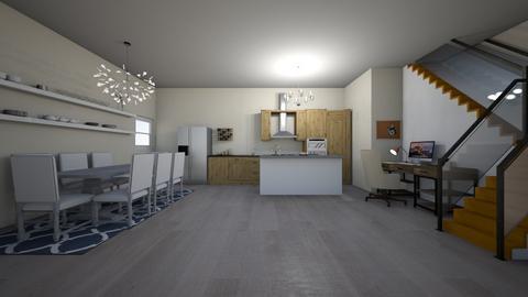 Stylish Kitchen  - by natliner