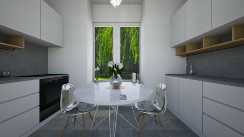 house kitchen - by AnaCatarina