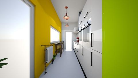 Plan B keuken 7 - Kitchen - by pixie_16