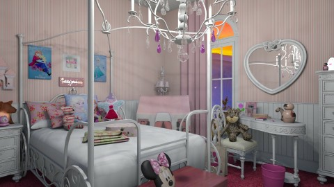 kidscorner pretty in pink - by donella