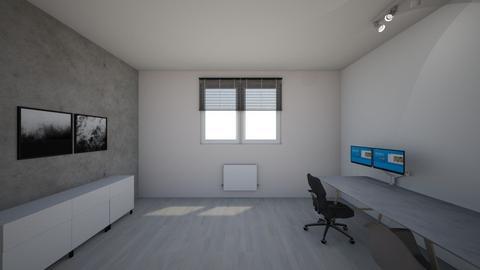 bureau test - Office - by Kennethdc
