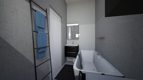 d2 - Bathroom - by kinia21