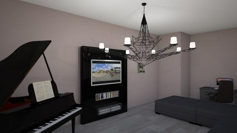 live1 - Modern - Living room - by Anelia1601
