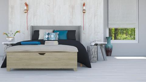 MADSEN template - Bedroom - by seth96