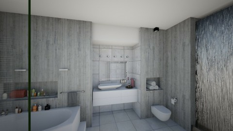 bathroom - Bathroom - by vxszxyz