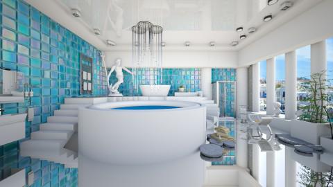 Virtual spa  - Bathroom - by Ida Dzanovic