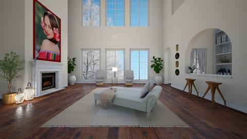 Shaila Durcal - Eclectic - Living room - by Elenn