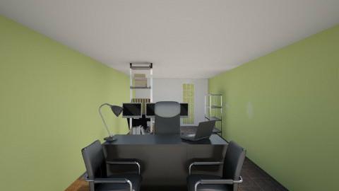 SMARTHOTEL GD office - Minimal - by amarah