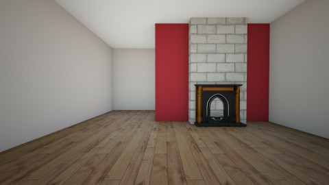 Fireplace template - Living room - by sarahbatty