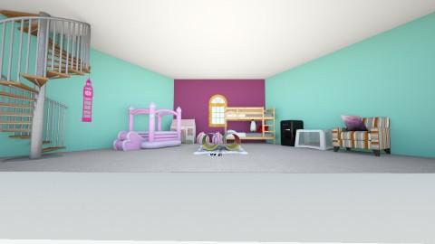 kids room - Kids room - by Crazybear