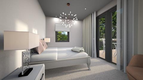 Cherry Tree Bedroom - Bedroom - by CAD Service UK