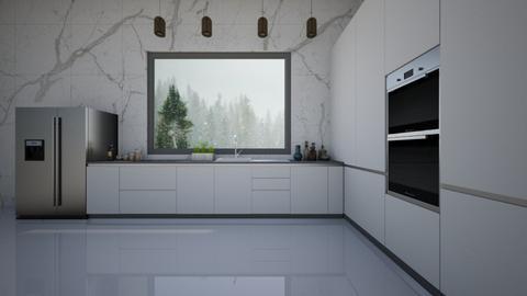 kitchen - Kitchen - by hanna roots