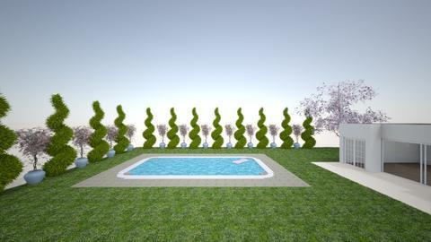venia - Garden - by veniatras2