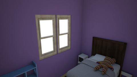 Sofia Bedroom april 22 - Bedroom - by SofiaDewberry