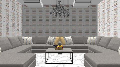 Living Room by aoy - Living room - by Wipawan